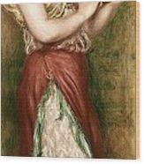 Renoir, Pierre-auguste 1841-1919 Wood Print