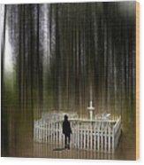 2808 Wood Print