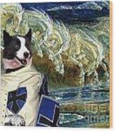 Karelian Bear Dog Art Canvas Print Wood Print