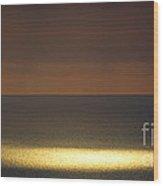 19 July 2014 Sunset Palos Verdes Wood Print