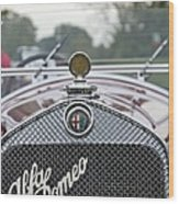 1931 Alfa Romeo Wood Print
