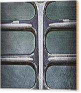 1933 Buick Emblem Wood Print
