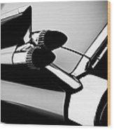 1959 Cadillac Convertible Wood Print