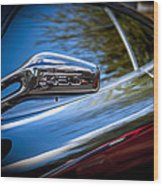 2008 Ferrari F430 Wood Print