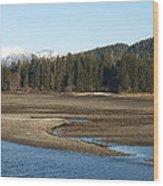 Alaskan Beauty Wood Print