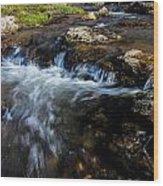 Allamere Falls Wood Print
