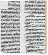 Avicenna (980-1037) Wood Print
