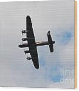 Battle Of Britain Memorial Flight Wood Print