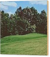 Brookhill Golf Course Wood Print