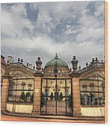 Buchlovice Castle Wood Print by Michal Boubin