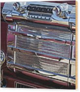 Buick 56c Super Classic Wood Print