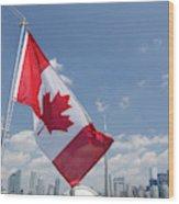 Canada, Ontario, Toronto Wood Print