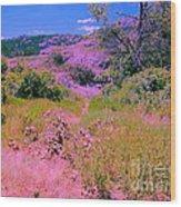 Charons Garden Wilderness Wood Print