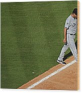 Chicago White Sox V Houston Astros 3 Wood Print