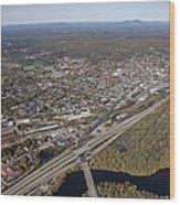 Concord, New Hampshire Nh Wood Print