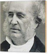Cornelius Vanderbilt (1794-1877) Wood Print