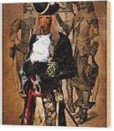 Dachshund Art Canvas Print Wood Print