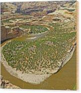 Dinosaur National Monument Wood Print