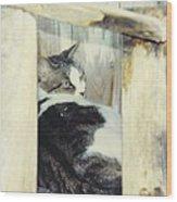 Emmie Wood Print