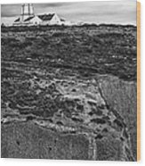 Espichel Cape Lighthouse Wood Print