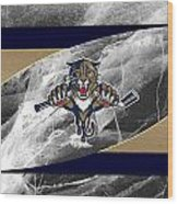 Florida Panthers Wood Print