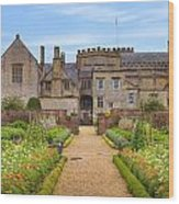Forde Abbey Wood Print