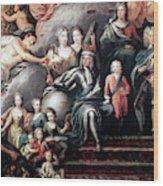 George I (1660-1727) Wood Print