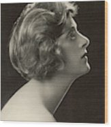 Gladys Cooper (1888  1971), English Wood Print