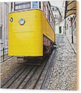 Gloria Funicular Wood Print