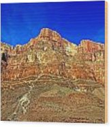 Grand Canyon West Wood Print