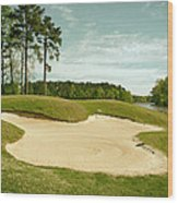 Grand National Golf Course - Opelika Alabama Wood Print