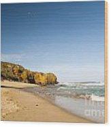 Great Ocean Road Wood Print