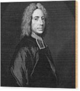 Isaac Watts (1674-1748) Wood Print