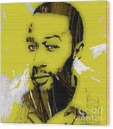 John Legend Collection Wood Print