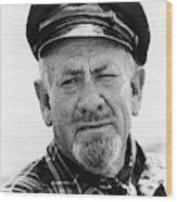 John Steinbeck (1902-1968) Wood Print