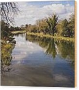 Kennet And Avon Canal Wood Print