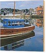 Kinsale Co Cork Ireland Wood Print