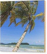 Langkawi Paradise Wood Print