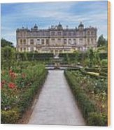 Longleat House - Wiltshire Wood Print