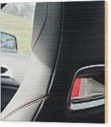 Mercedes A-class 250 Amg Sport Wood Print