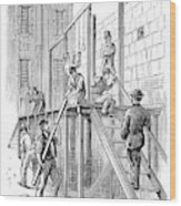 Molly Maguires Executions Wood Print
