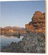 Mono Lake California Wood Print