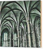 Mont-saint-michel  Wood Print