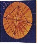 Mosaic Table Top Wood Print