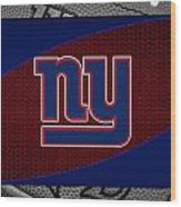 New York Giants Wood Print