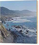 Northern California Coast Wood Print by Twenty Two North Photography