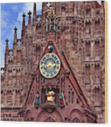 Nuremberg Germany Church Of Our Lady Photograph By Miva Stock
