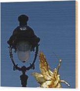 Pont Alexandre IIi Paris Wood Print