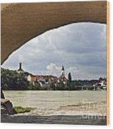 Passau Germany Wood Print