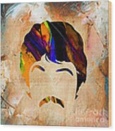 Paul Mccartney Collection Wood Print